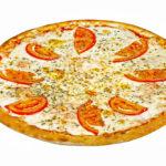 помидоры и сыр